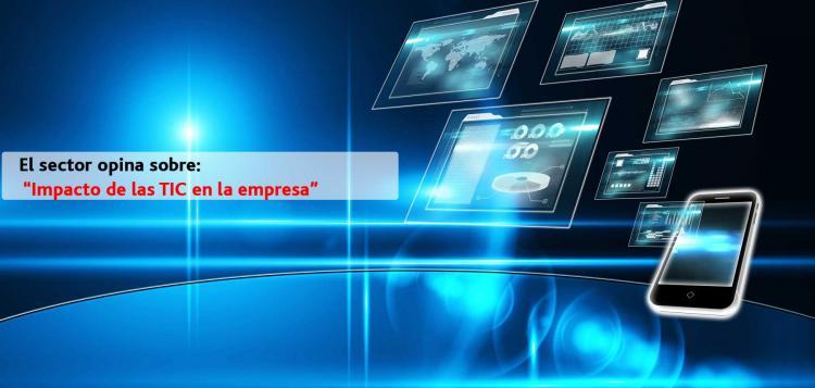 Impacto de las TIC en la empresa