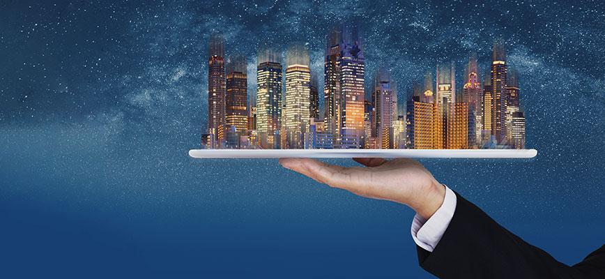 El poder revolucionario de los datos: ciudades, edificios y activos inteligentes