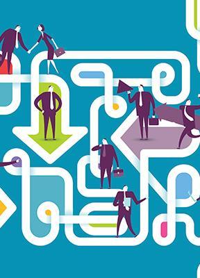 Cuatro principios para garantizar que el trabajo híbrido sea trabajo productivo