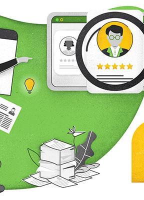 Verificación de identidad y supervisión totalmente automatizada para pruebas online