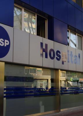 El caso práctico  de USP  Hospitales