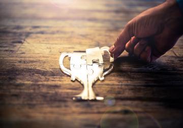 Alcanzar el éxito mediante la autopromoción