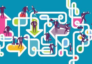 Cuatro principios para garantizar que el trabajo híbrido sea trabajo productivo...