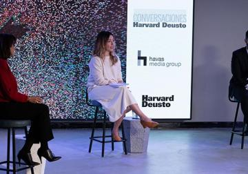 Conversaciones Harvard Deusto-Marketing y Ventas en entornos de disrupción digi...