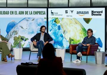 Conversaciones Harvard Deusto: La sostenibilidad en el ADN de la empresa