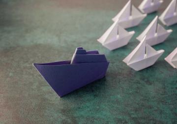 Líderes atrevidos = organizaciones frescas