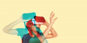 """Entrevista a Jeremy Bailenson: La búsqueda de experiencias de realidad virtual completamente """"normales"""""""