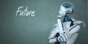 Los robots, líderes del cambio
