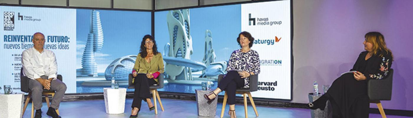 Conversaciones Harvard Deusto: Reinventar el futuro