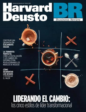 Harvard Deusto Business Review, Número 284