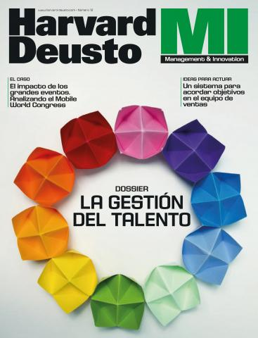 Harvard Deusto Management & Innovation, Número 52
