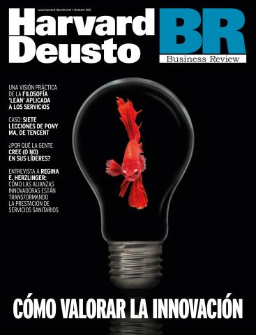 Harvard Deusto Business Review, Número 286