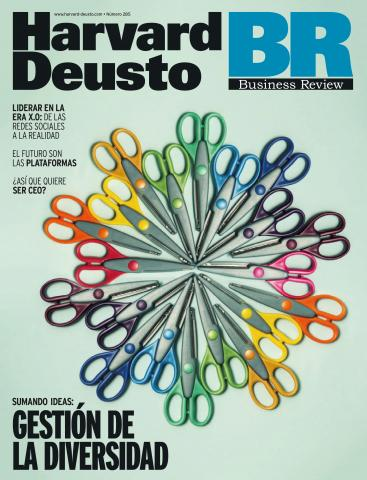 Harvard Deusto Business Review, Número 285