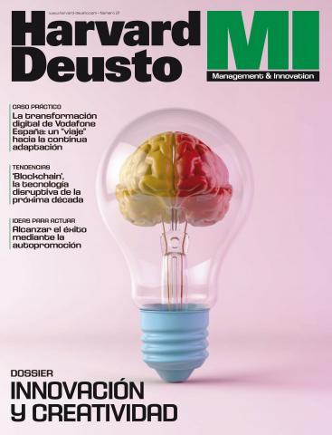 Ver el contenido de Management & Innovation del mes de Enero 2020