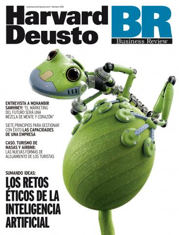 Harvard Deusto Business Review, Número 296