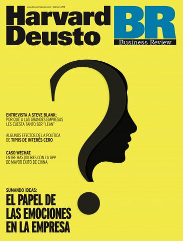 Harvard Deusto Business Review, Número 299