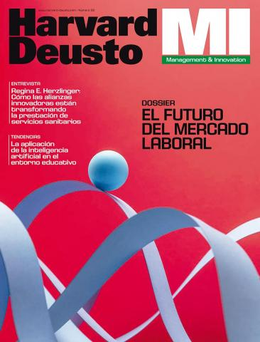 Harvard Deusto Management & Innovation, Número 32