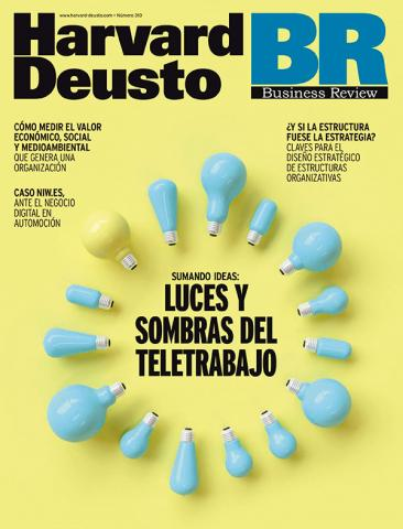 Harvard Deusto Business Review, Número 310